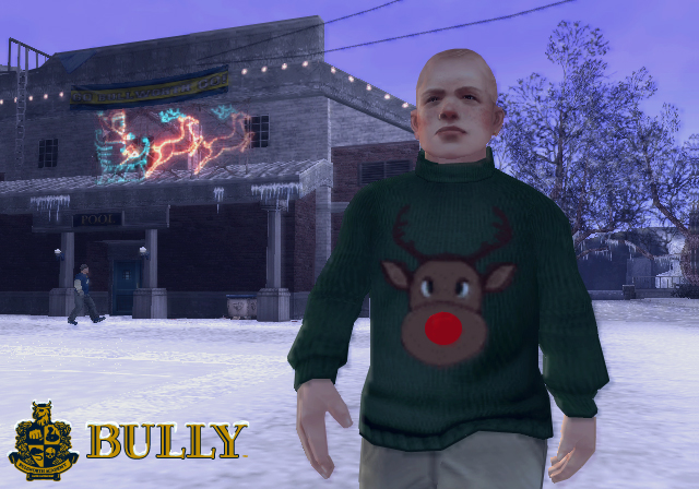 Christmas is Here | Bully Wiki | FANDOM powered by Wikia