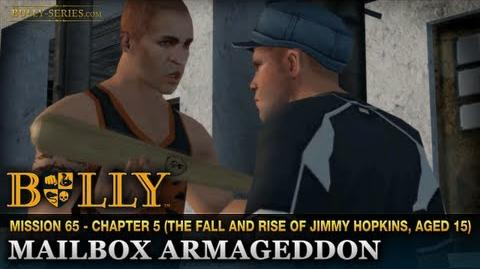 Mailbox Armageddon - Mission 65 - Bully Scholarship Edition