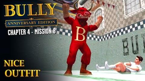 Bully Anniversary Edition - Mission 51 - Nice Outfit