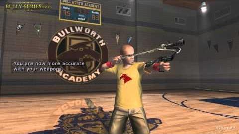 Gym Classes - Bully Scholarship Edition