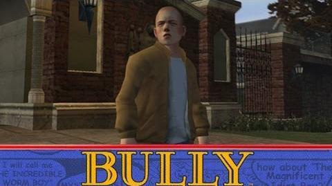 """Bully (PS4 version) - mission """"Welcome to Bullworth"""""""