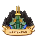 Location easten end icon
