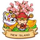 Location new island icon