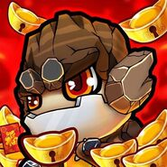 Bulu Monster 4th icon(CNY)