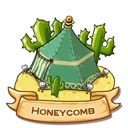 Location honeycomb icon