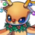 Snowie christmas icon