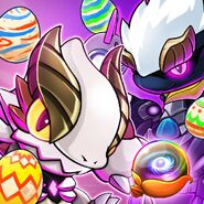 Bulu Monster 8th icon (Easter)