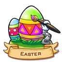 Location easter icon