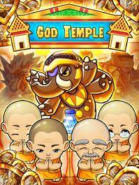 God Temple wallpaper