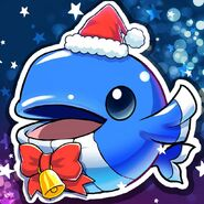 Bulu Monster 3rd icon(X-mas)