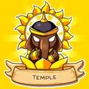 Location temple icon