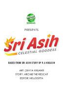 Sri Asih Celestial Goddess