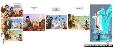 Komik Setrip Bumilangit Revolusi Saga