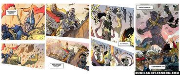 Komik Setrip Bumilangit Revolusi Saga 1