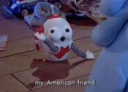 My american friend