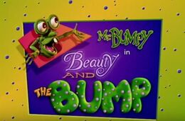 Beauty and the bump title