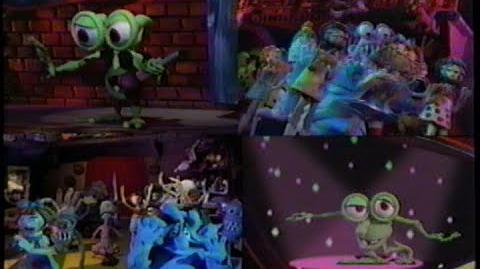 Bump in the Night (1994) Promo (VHS Capture)
