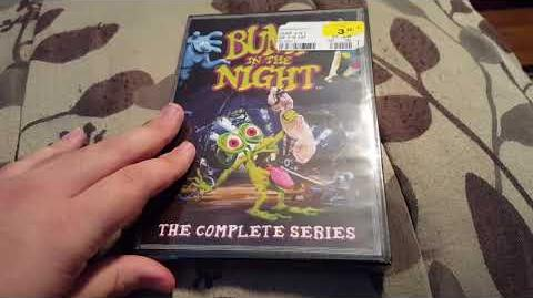 Bump in the night the complete series DVD unboxing and overview
