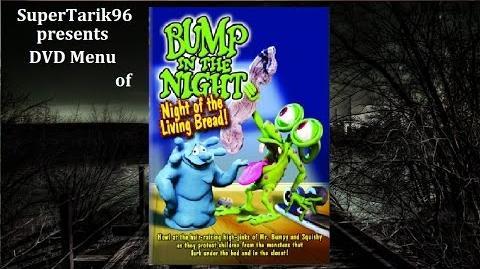 Bump in the Night DVD Menu