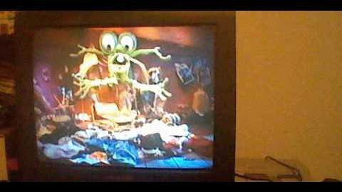Closing To The Original Casper 1996 VHS
