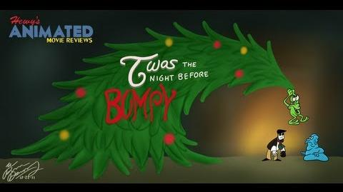 Hewy's Animated Movie Reviews 48 'Twas The Night Before Bumpy 2 2