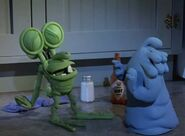 Do your alien experiments