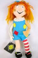Rare molly coddle plush doll