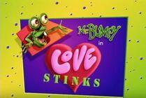 Love stinks title