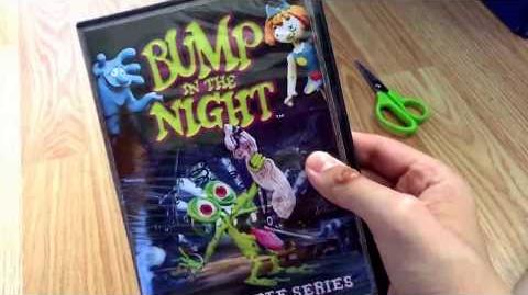 Bump in the Night The Complete Series DVD Unboxing