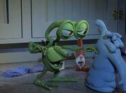 Alright mr space alien
