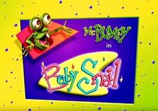 Baby snail title card1