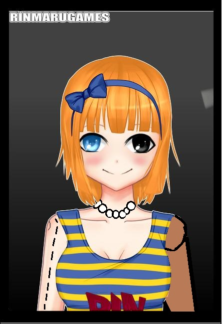 Image Fan Made Molly Coddle Anime Happy Birthday Card Makerg