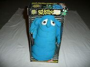 Rare Squishington plush new in box