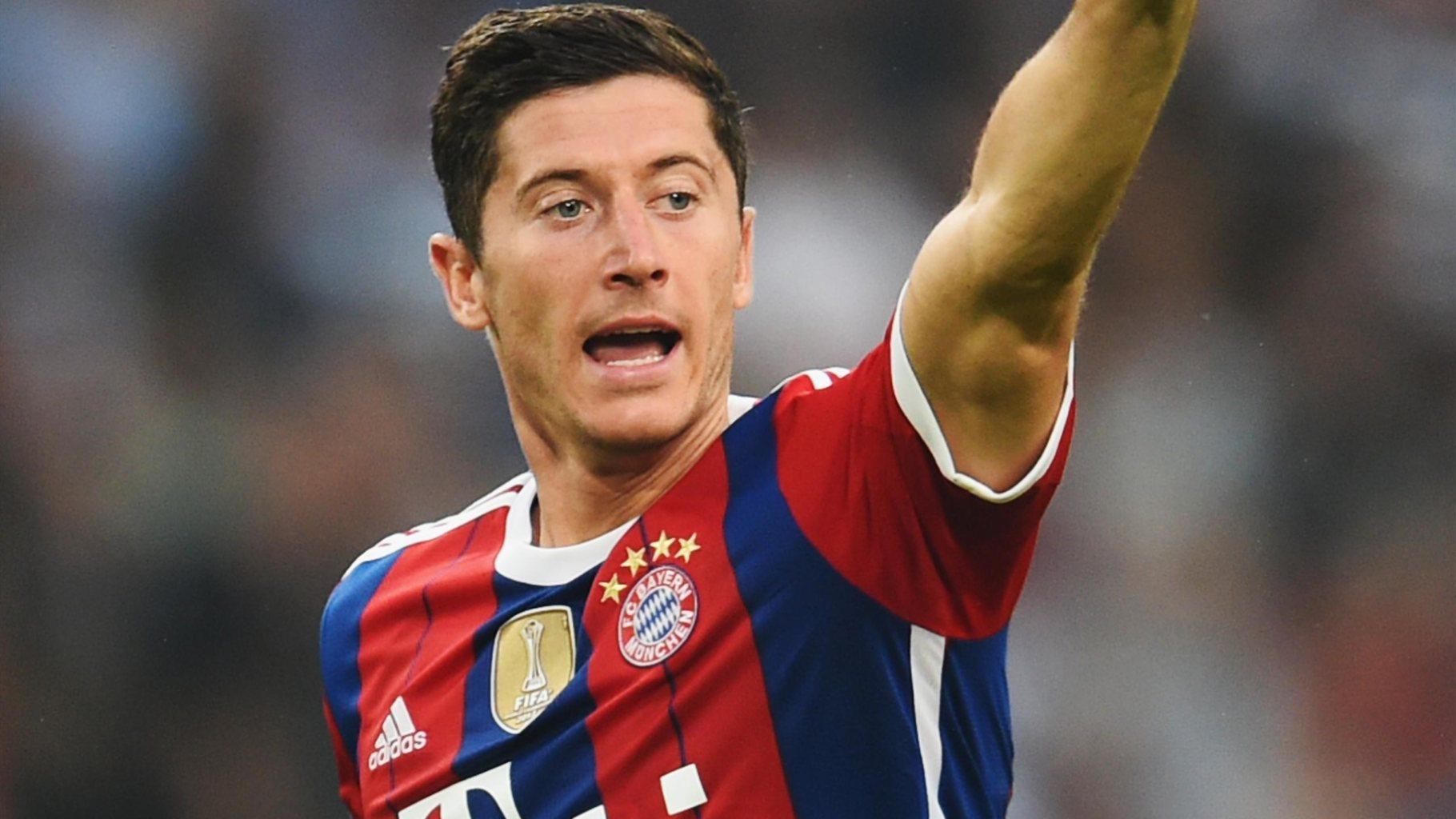Image Robert Lewandowski Bundesliga Wiki