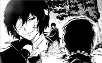 Akutagawa and Dazai First Meet