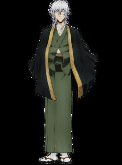 Yukichi Fukuzawa (Anime)