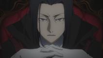 Mori admitting that he killed the Port Mafia boss