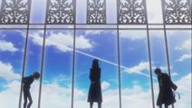Mori orders Chuya and Dazai to investigate Arahabaki