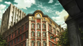 Armed Detective Agency Office