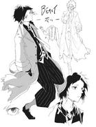 BEAST Akutagawa concept design