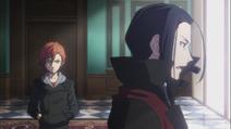 Mori asks Chuya about Arahabaki