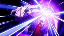 Demon Snow attacks Atsushi