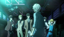 Atsushi meets the Armed Detective Agency members