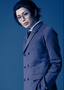 Ango Sakaguchi (Dark Era) Stage Play