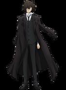 Osamu Dazai (Dark Era)