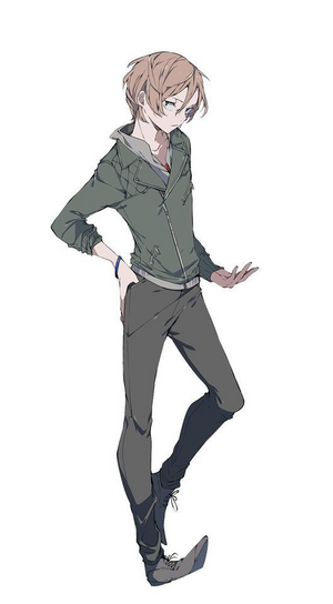 Chuya Fifteen Harukawa