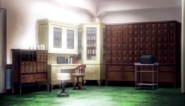 Armed Detective Agency Office Infirmary