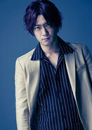Sakunosuke Oda (Dark Era) Stage Play