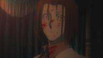Mori after killing the Port Mafia's boss