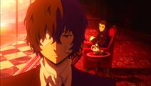Mori orders to Dazai to stay
